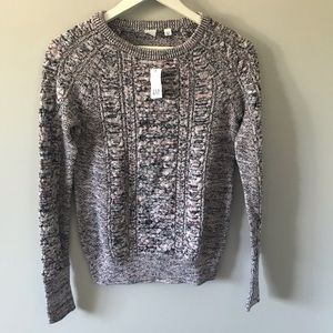 NWT Size XS Gap Knitted Sweater